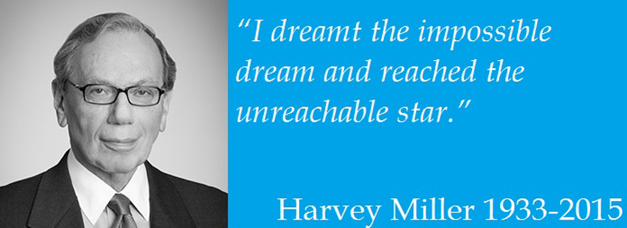 Harvey miller quote